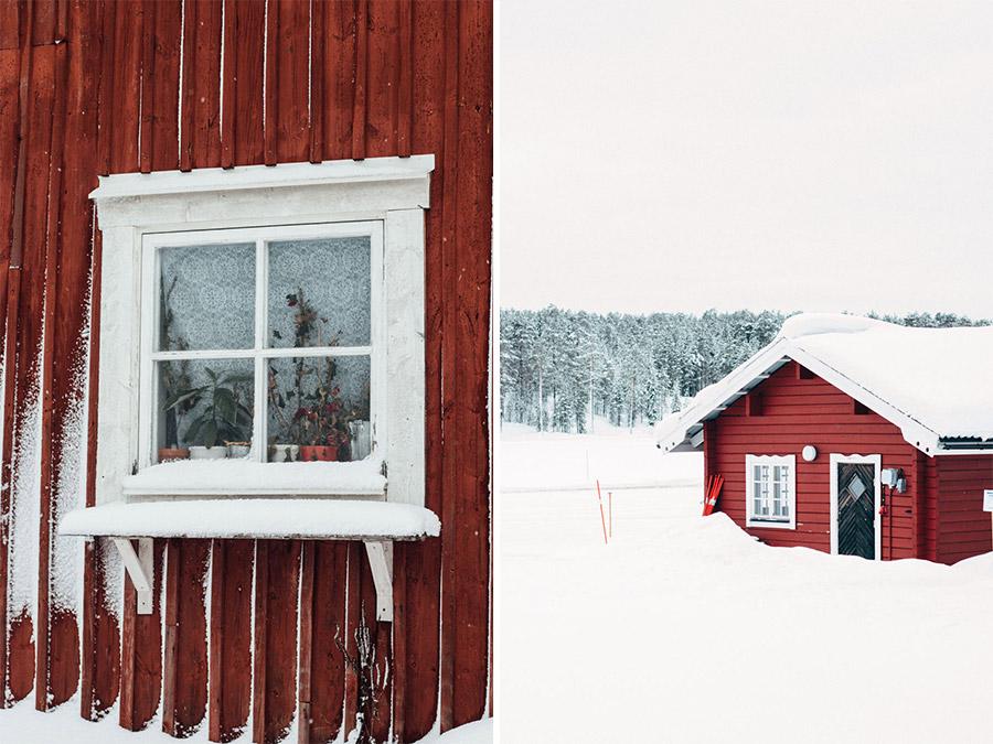 Swedish style cabin inspiration