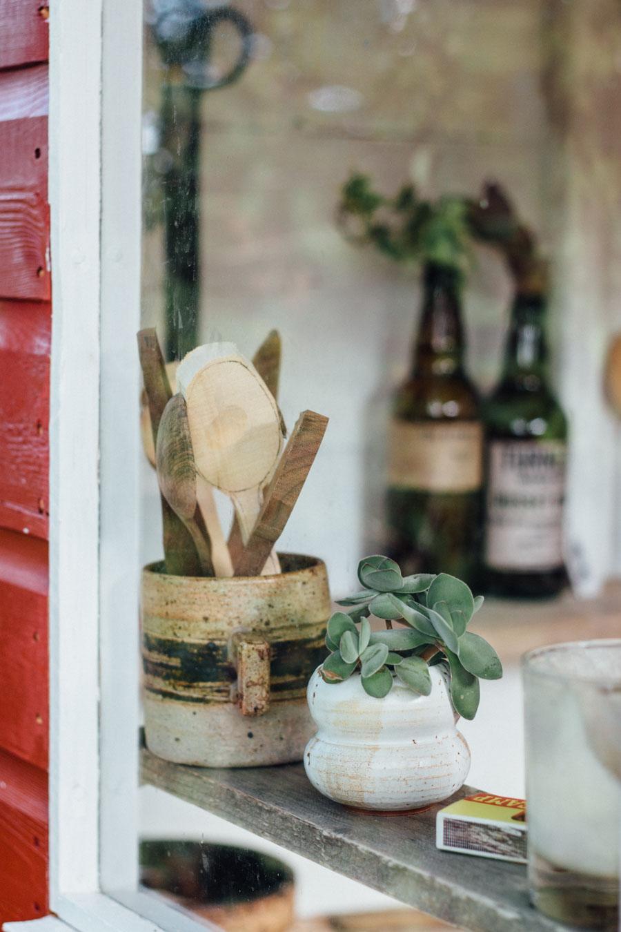 Garden shed makeover