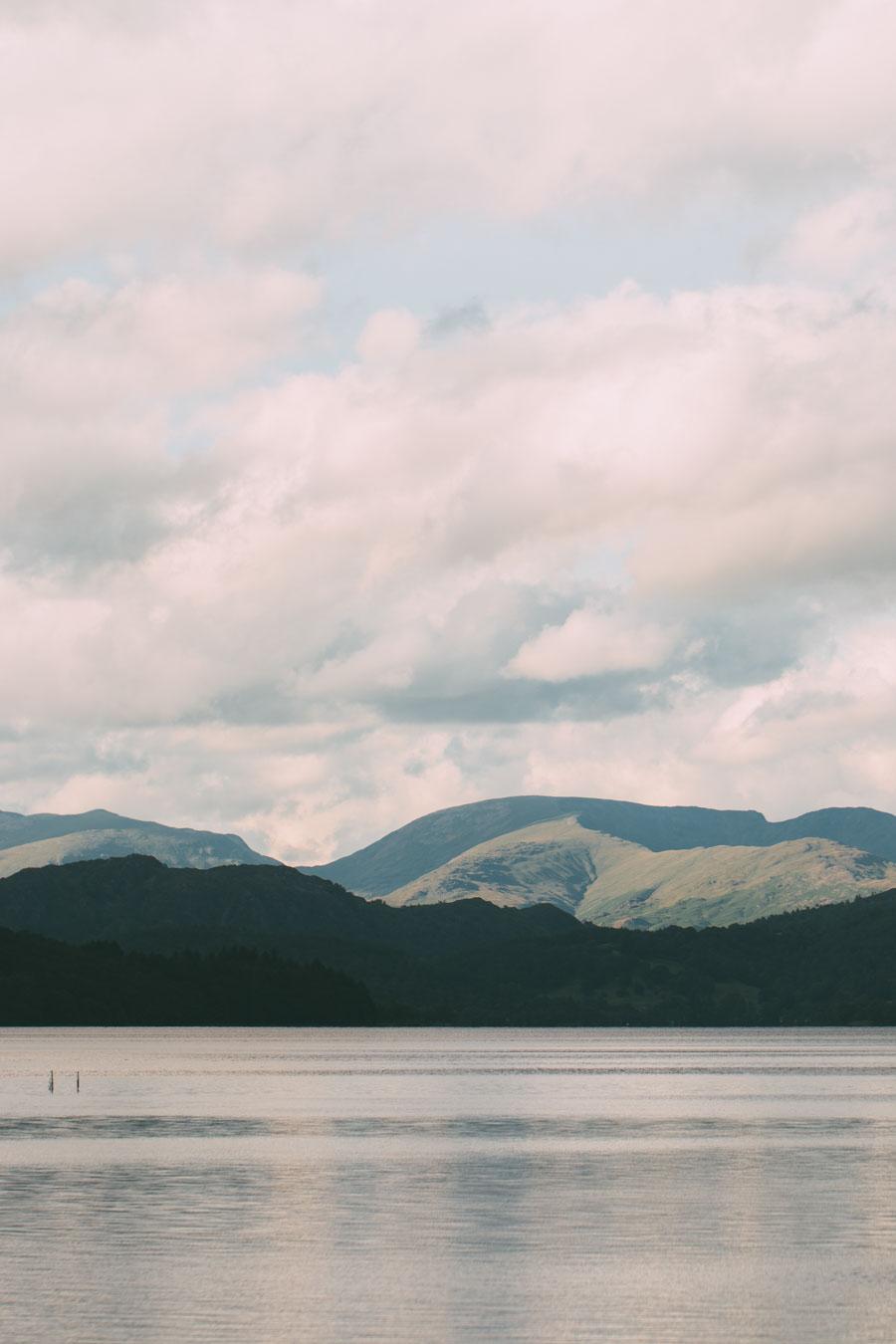 A lake district country retreat