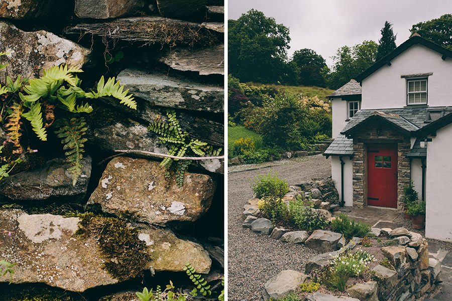 A lake district country retreat