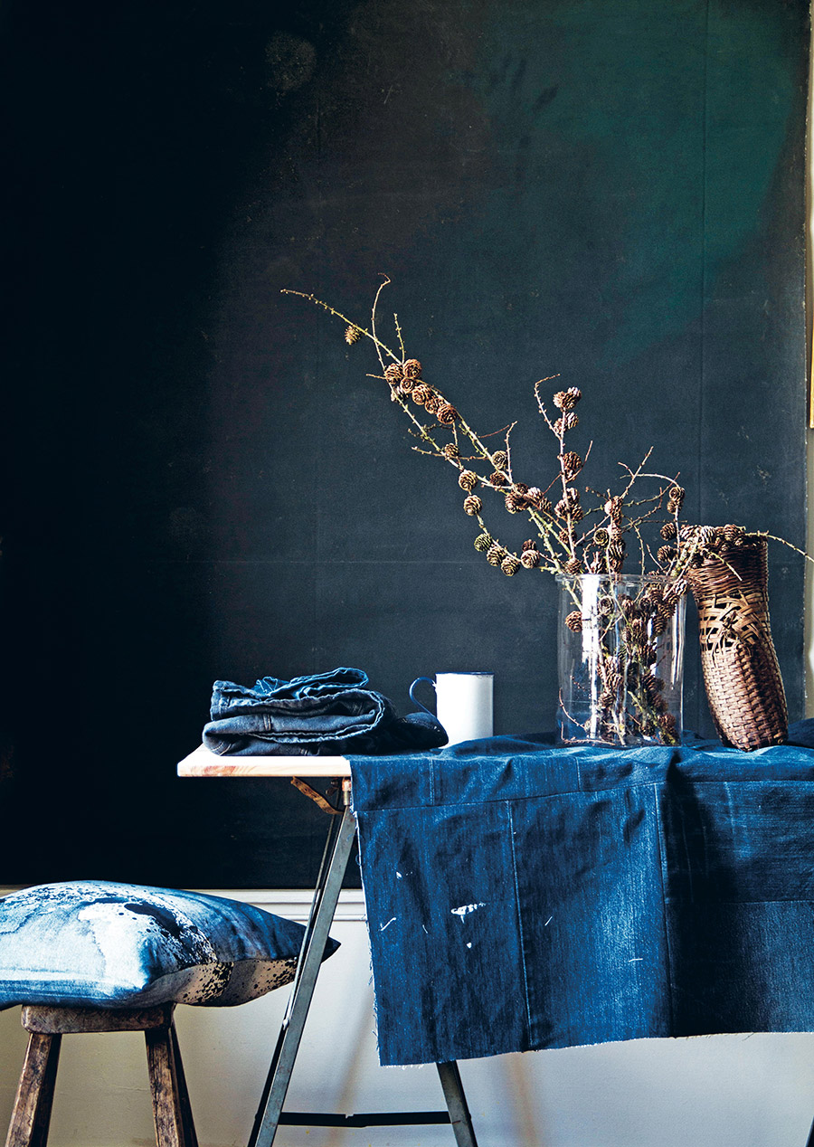 interior Denim styling with Hans Blomquist