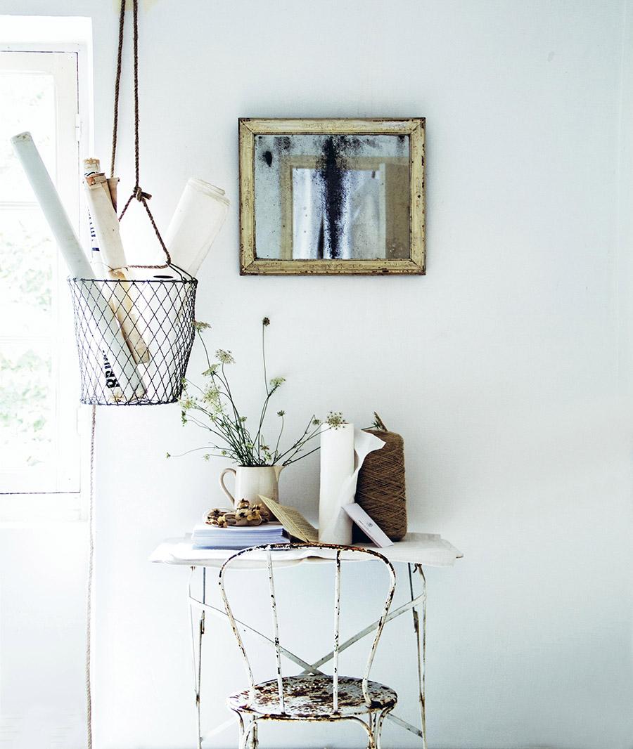 Pale interior styling Hans Blomquist