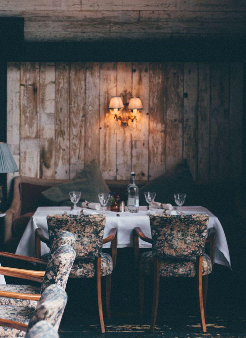 Soho Farm House - Breakfast