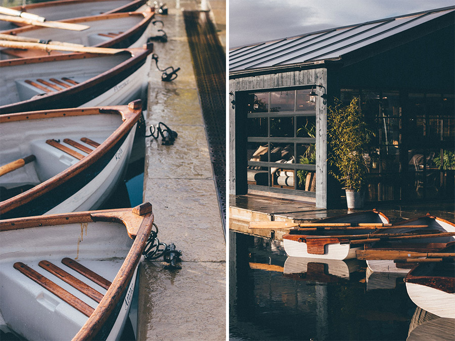 Soho Farm House Boat House