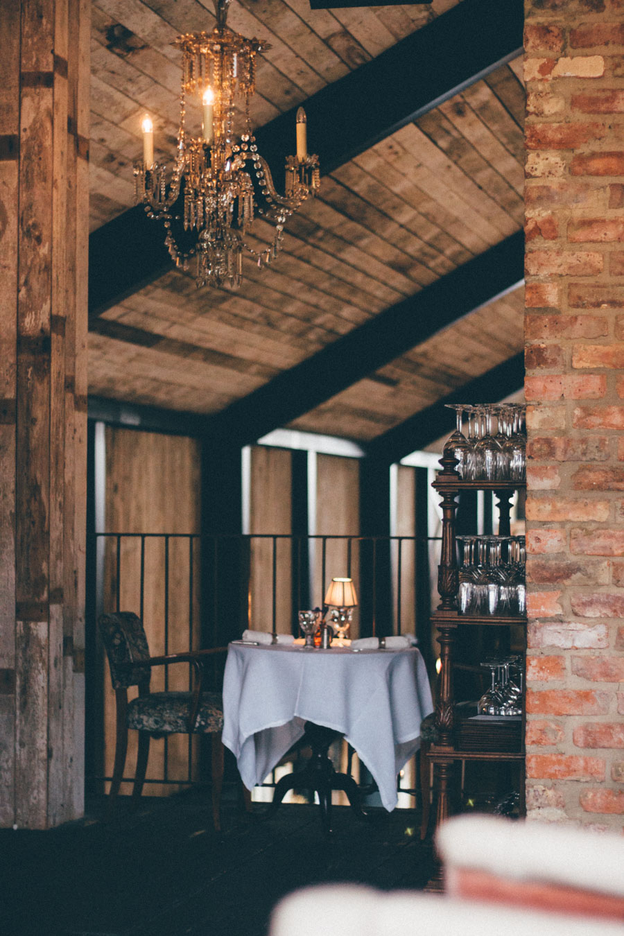 Soho Farm House - Dining