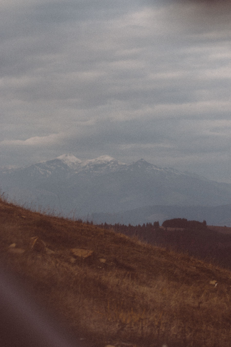 Autumn in the Romanian mountains