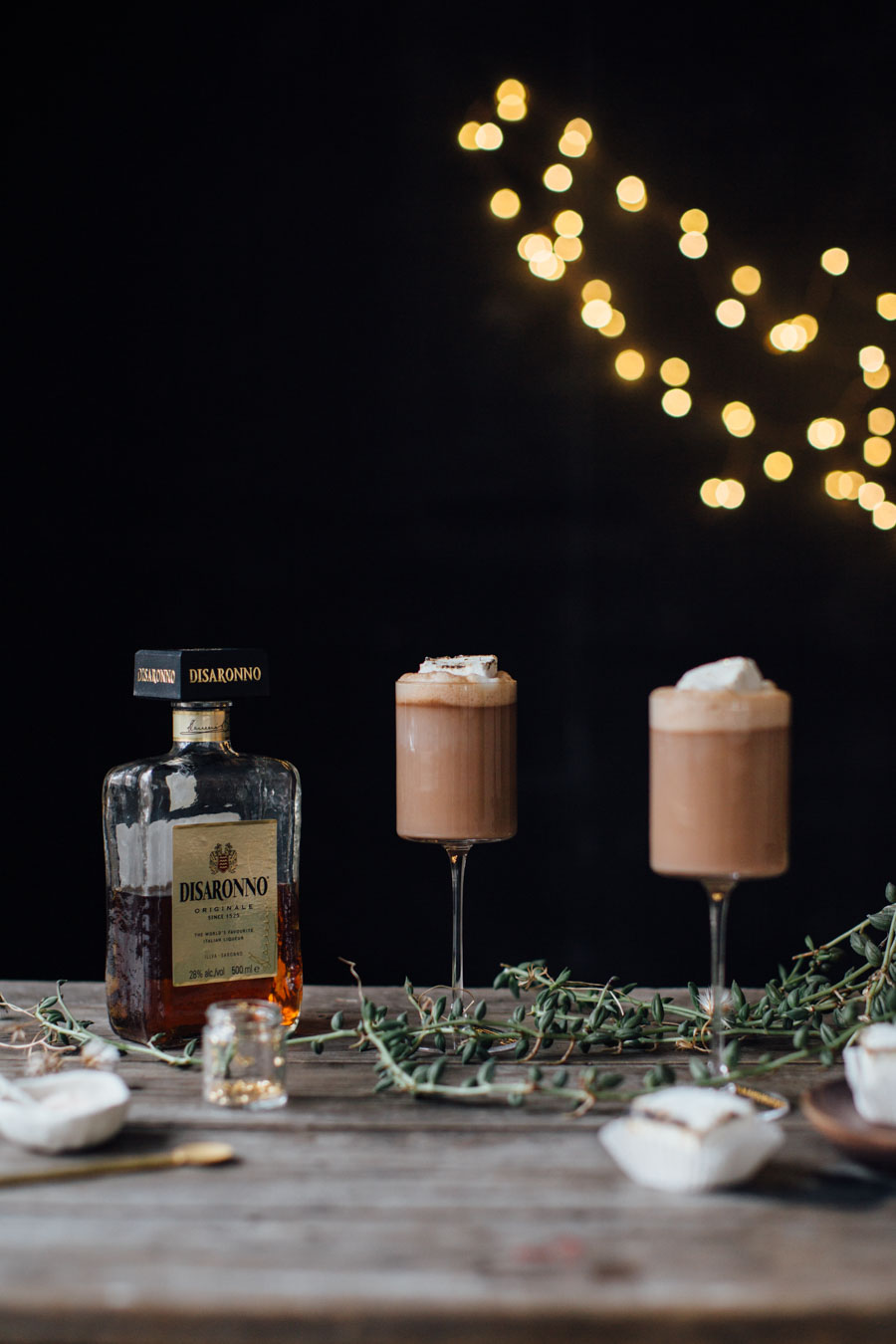 Spiked hot chocolate recipe