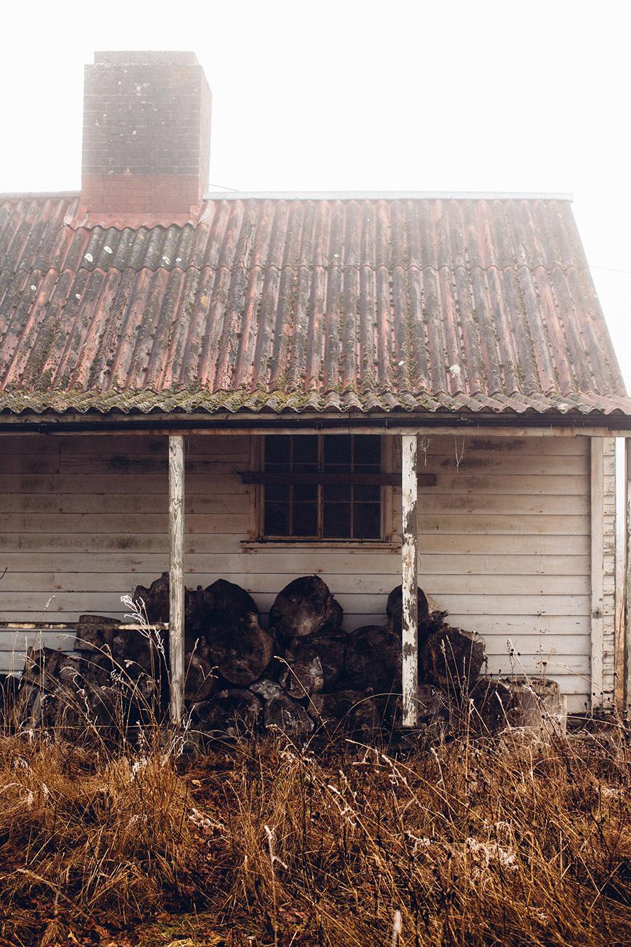 Derelict cabin