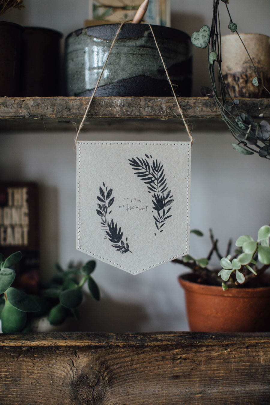 Katie Housley floral banner