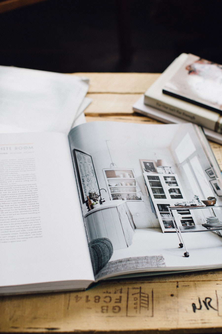 Renovate Innovate interior book