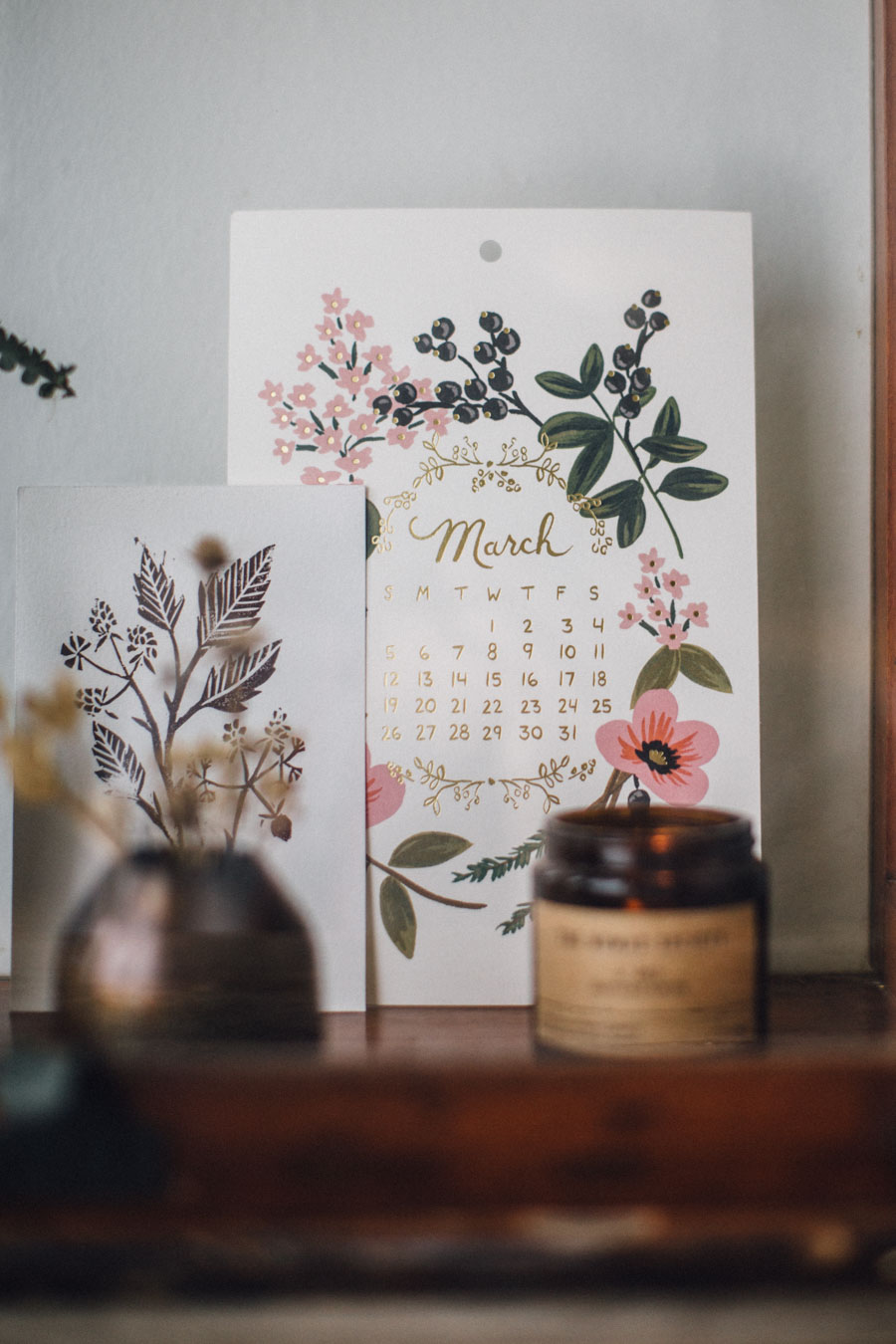 Rifle Paper Co Calendar