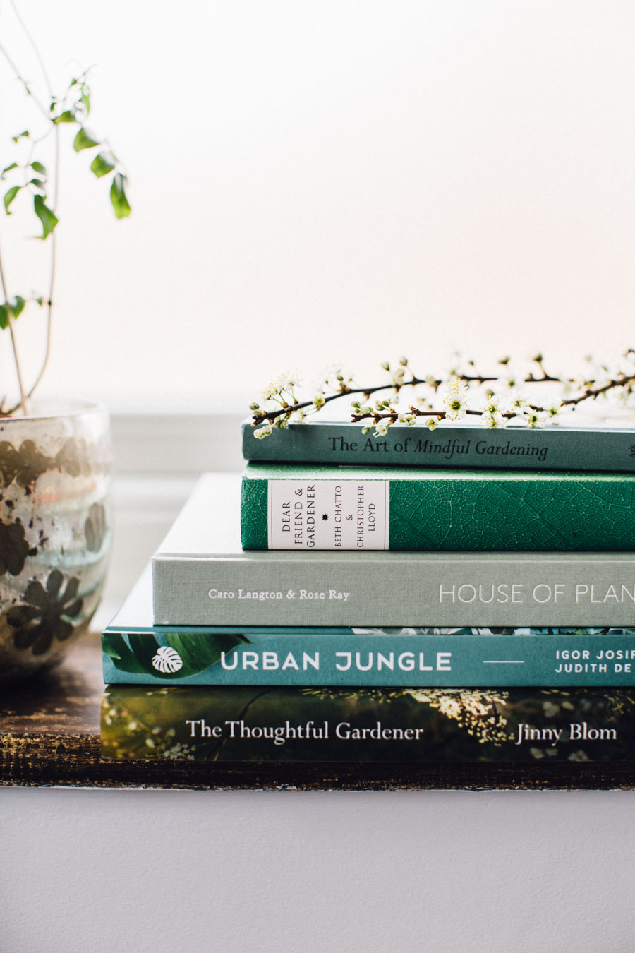 plant inspired books