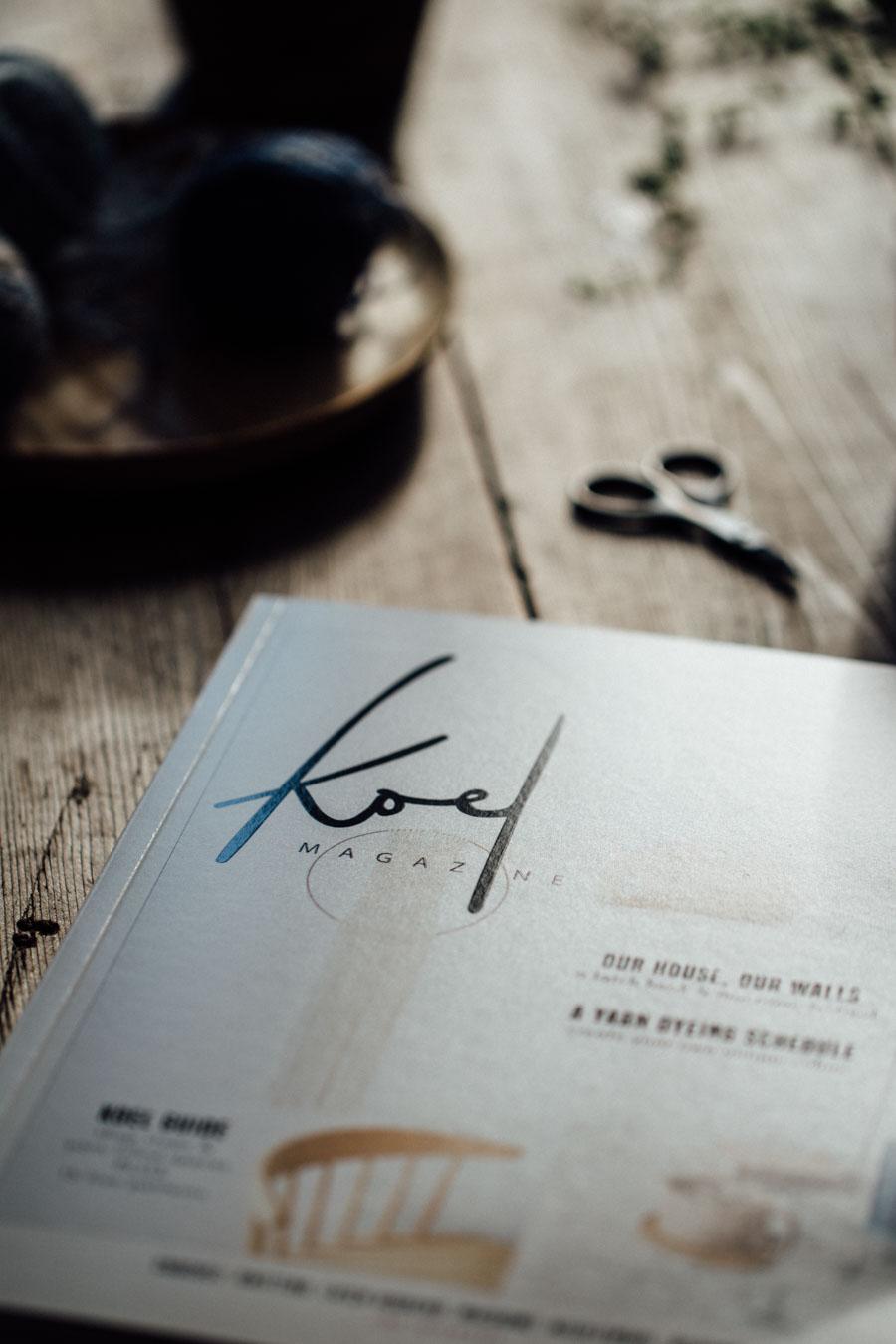 Koel Yarn Craft Magazine