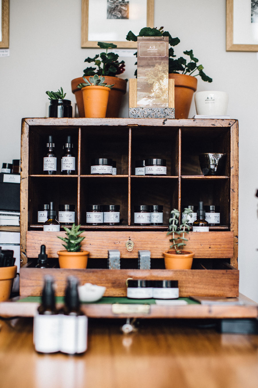 A.S Apothecary in Lewes East Sussex