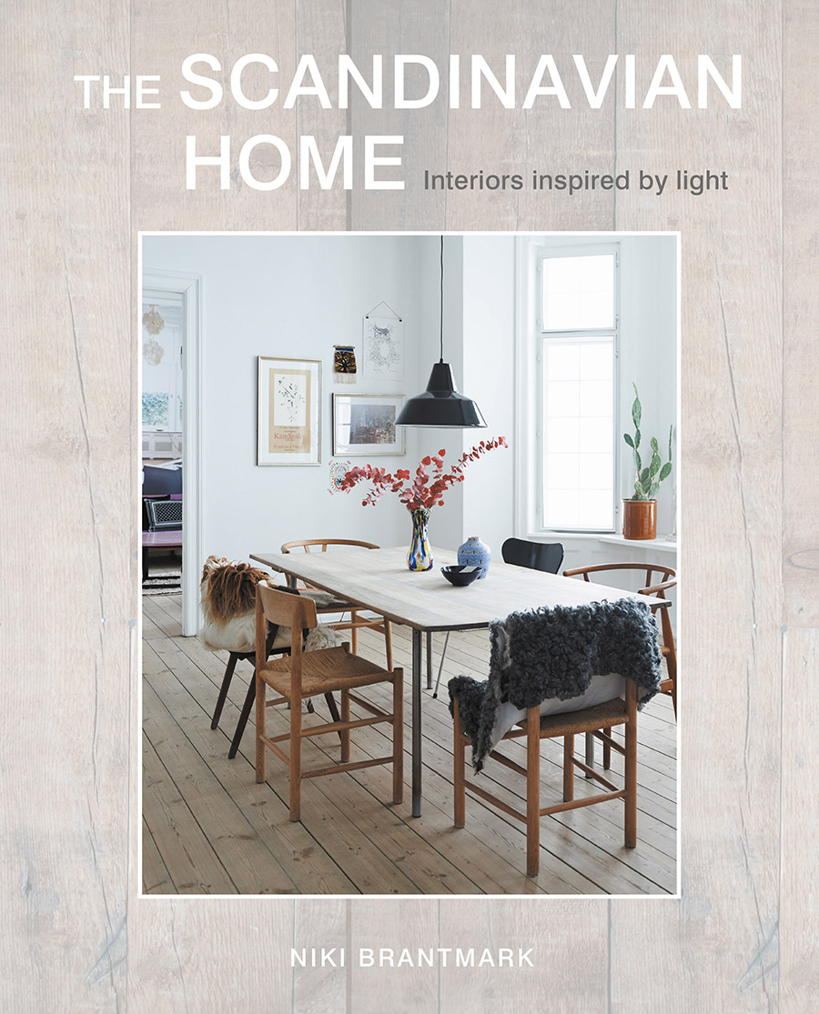 The Scandinavian Home by Niki Brantmark Cover
