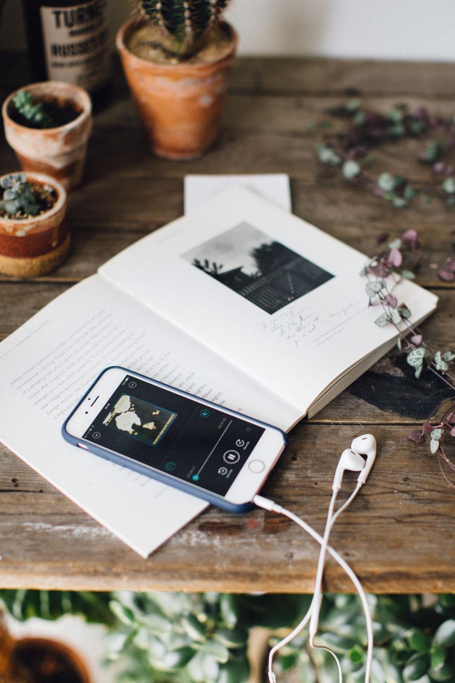 Bookbeat Audiobook App