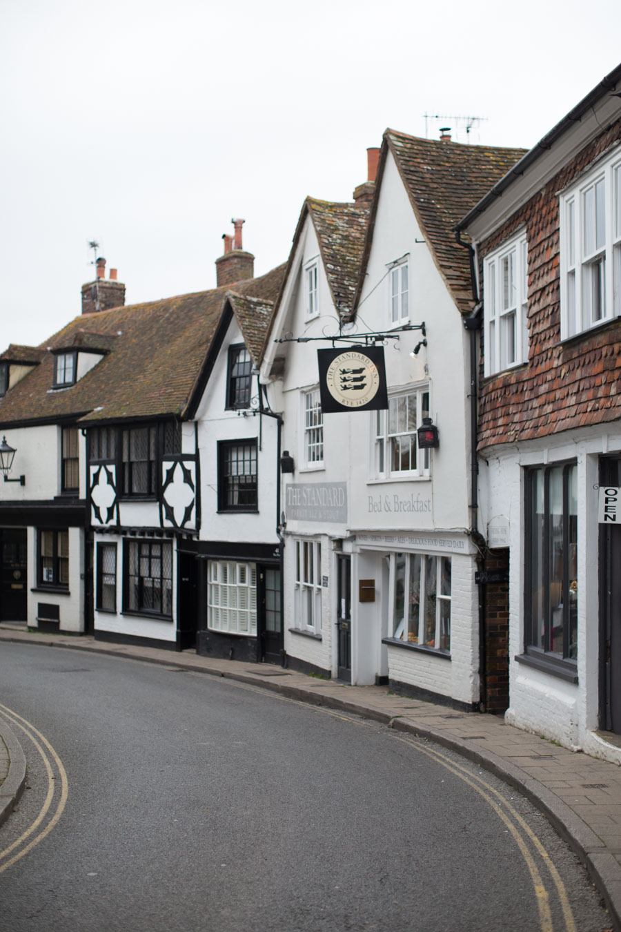 Best UK weekend getaway towns - Rye East Sussex
