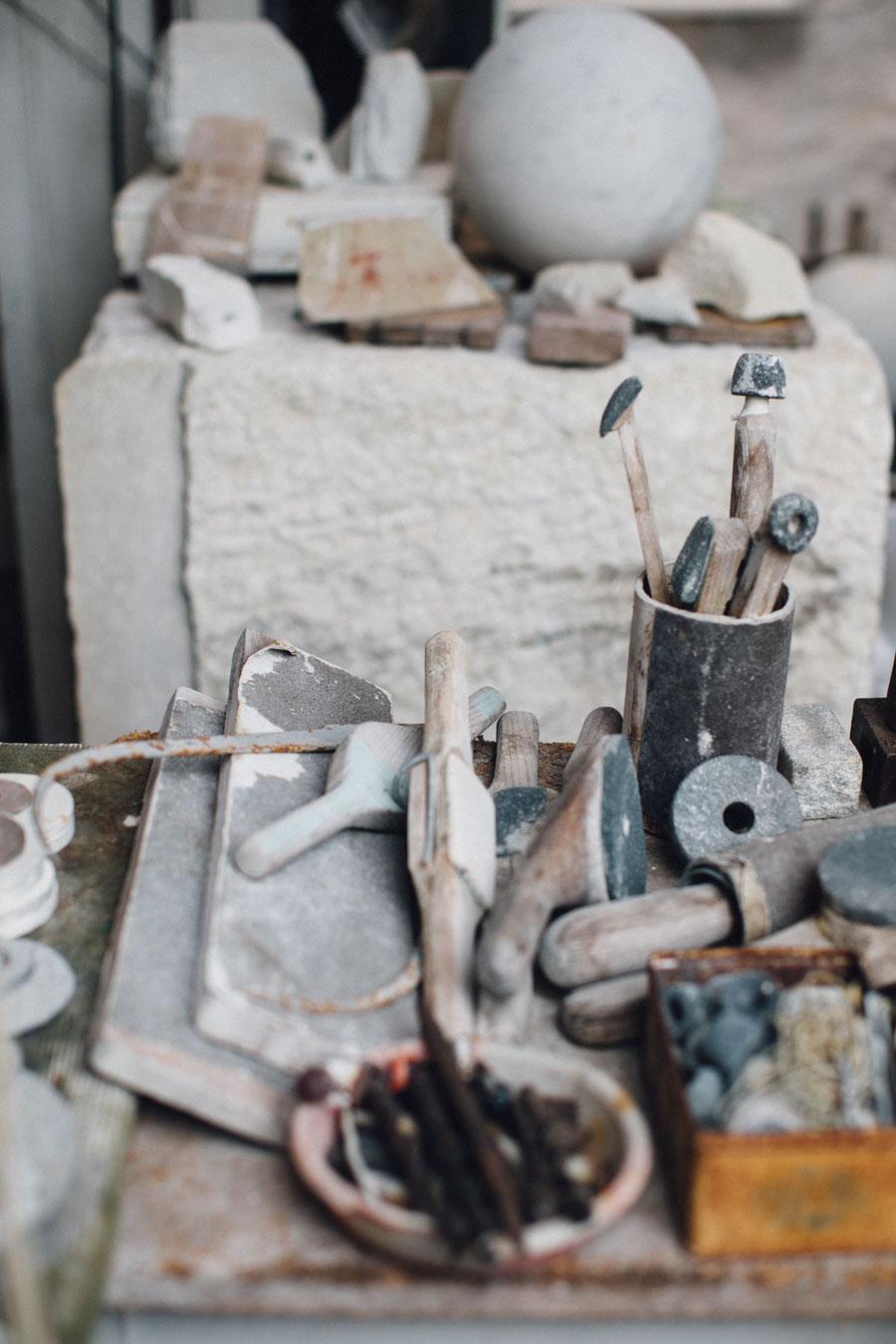 Barbara Hepworth Sculpture Studio