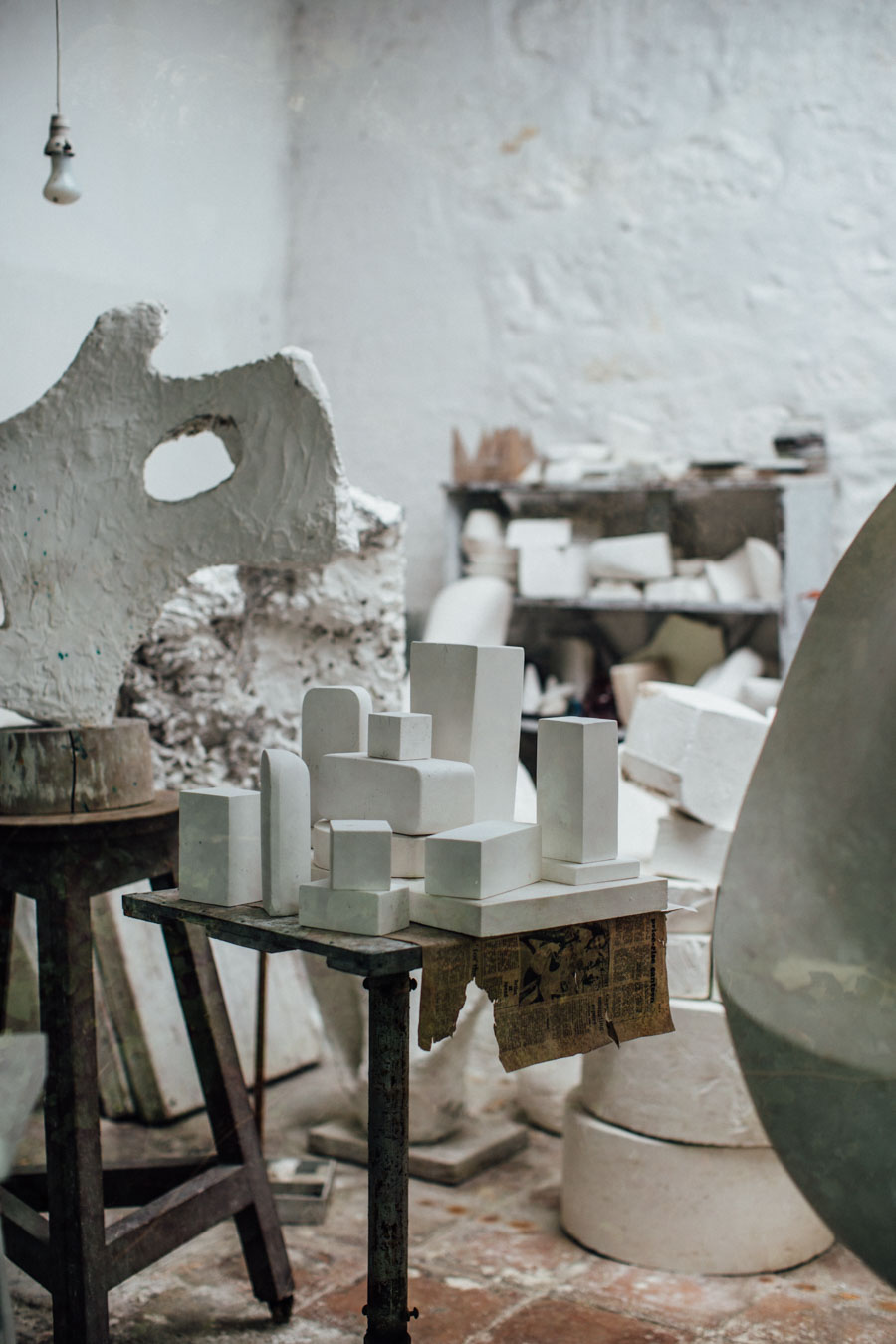 Barbara Hepworth Sculpture Studio