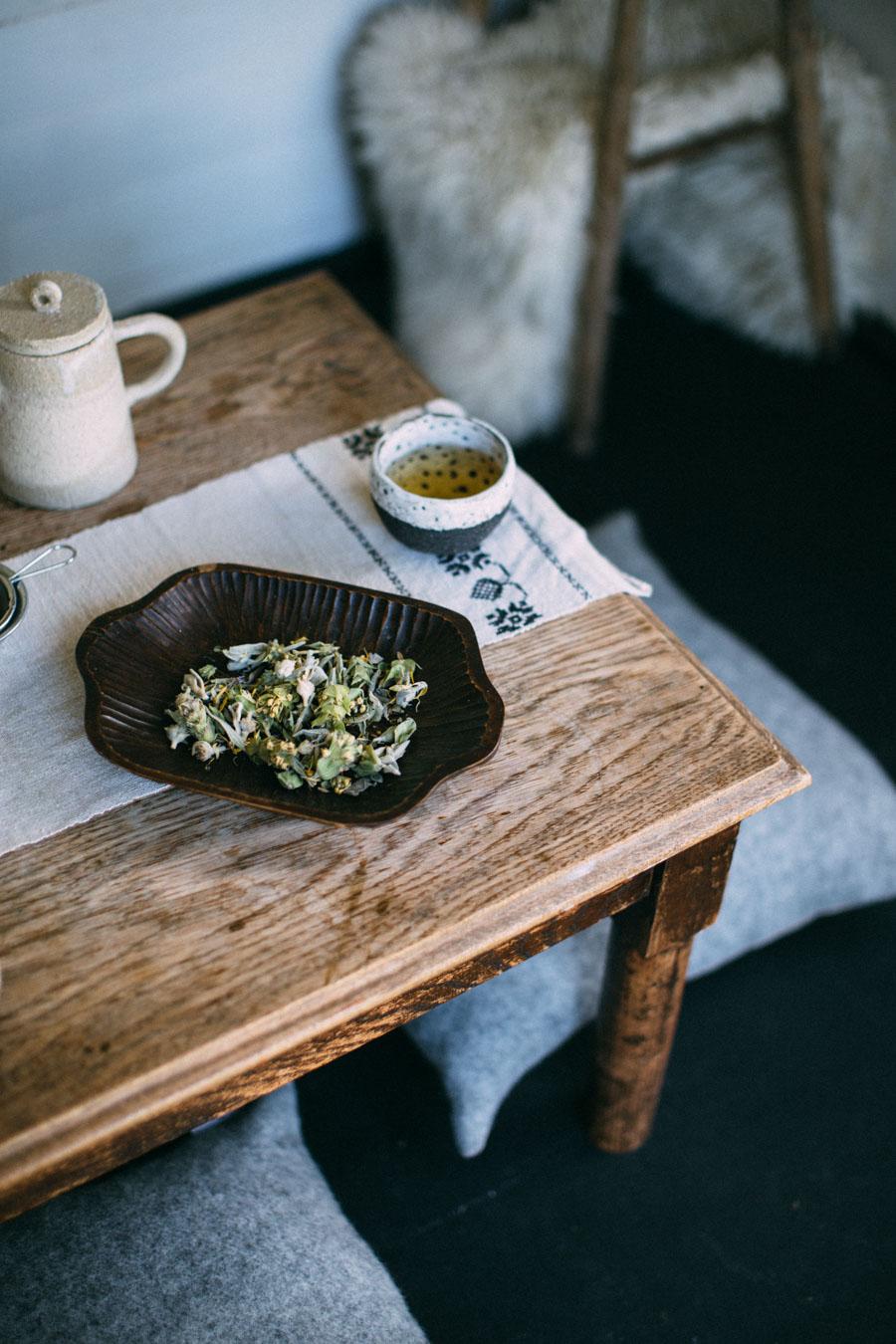 Urban Herbal Tea