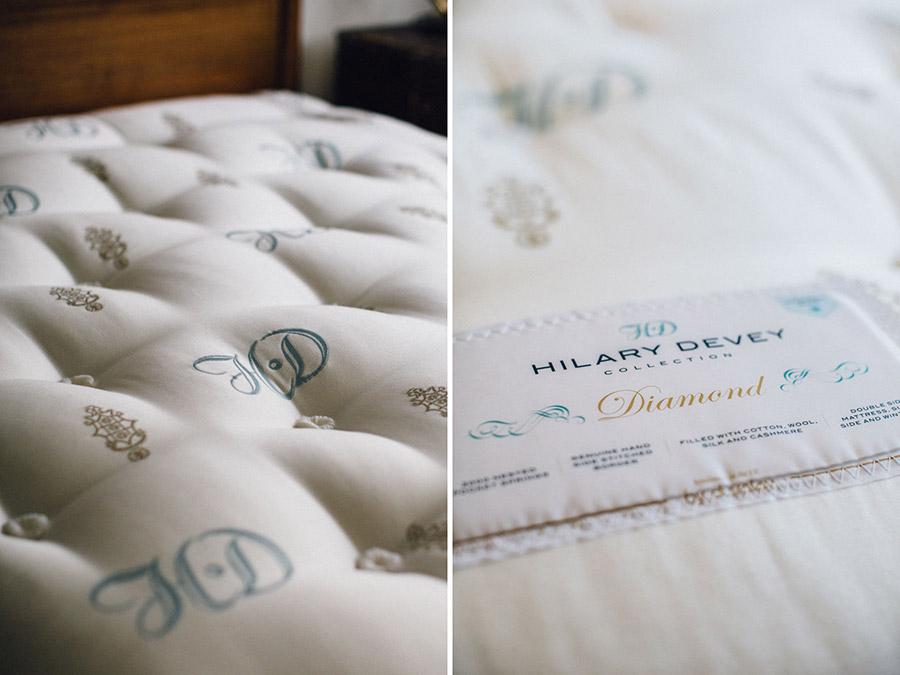 Hilary Devey Diamond Mattress