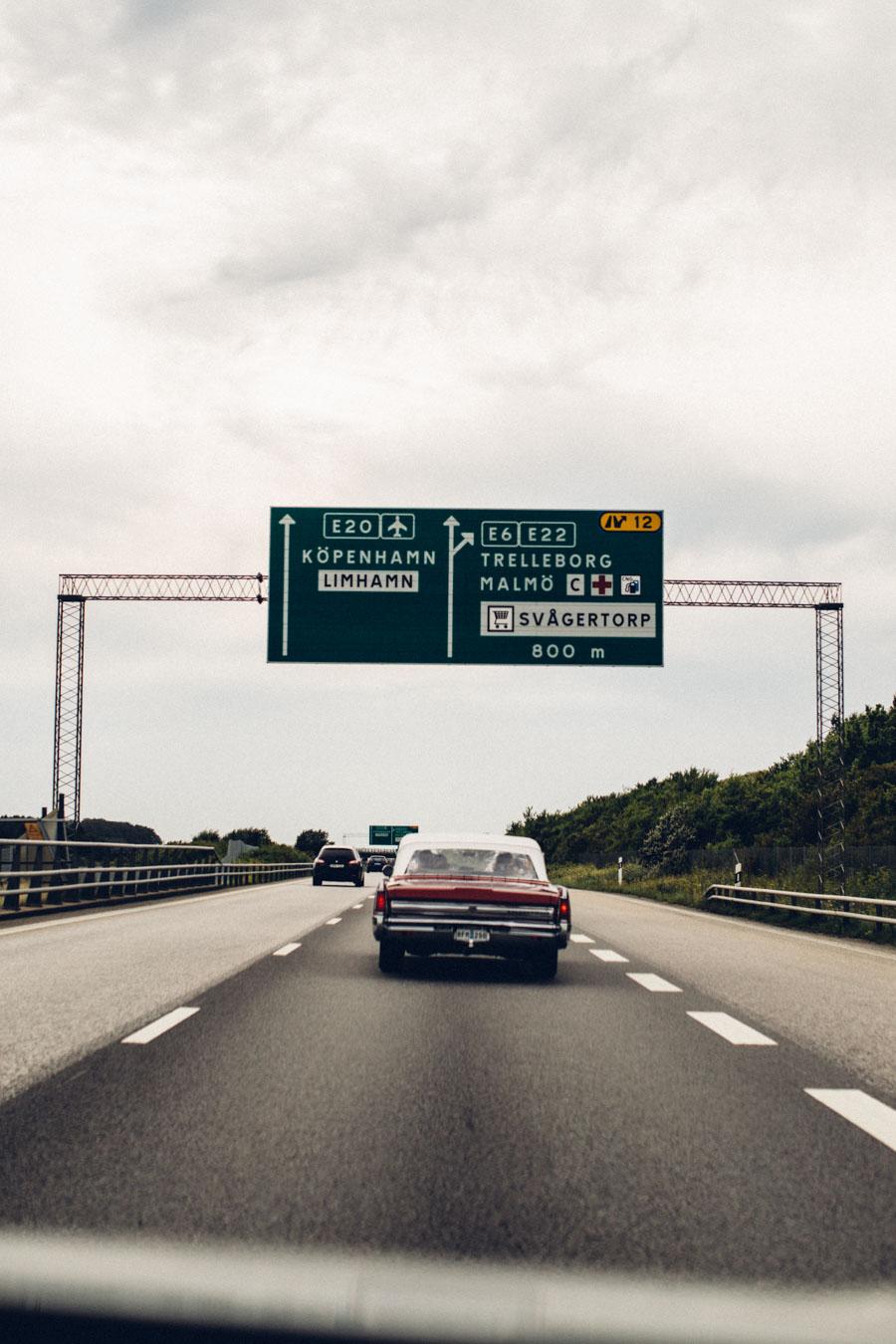 Sweden road trip