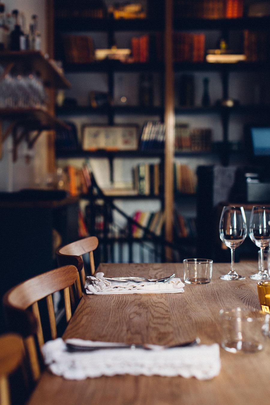 Lyran restaurant Malmö