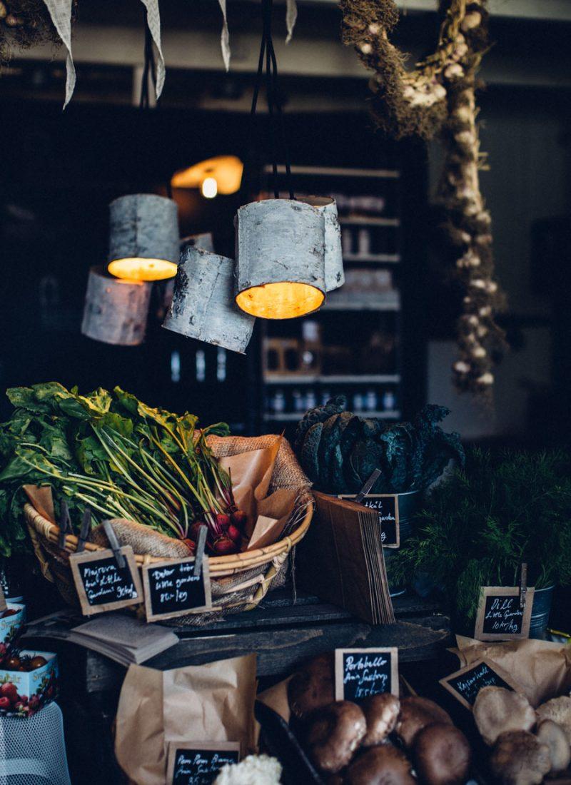 Hörte Brygga Farn Shop and restaurant