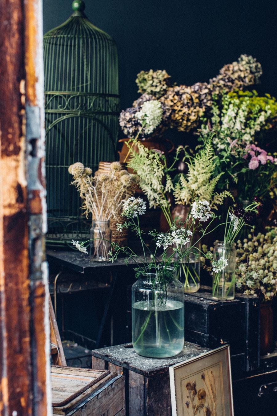 Malmö city shop love - Florista