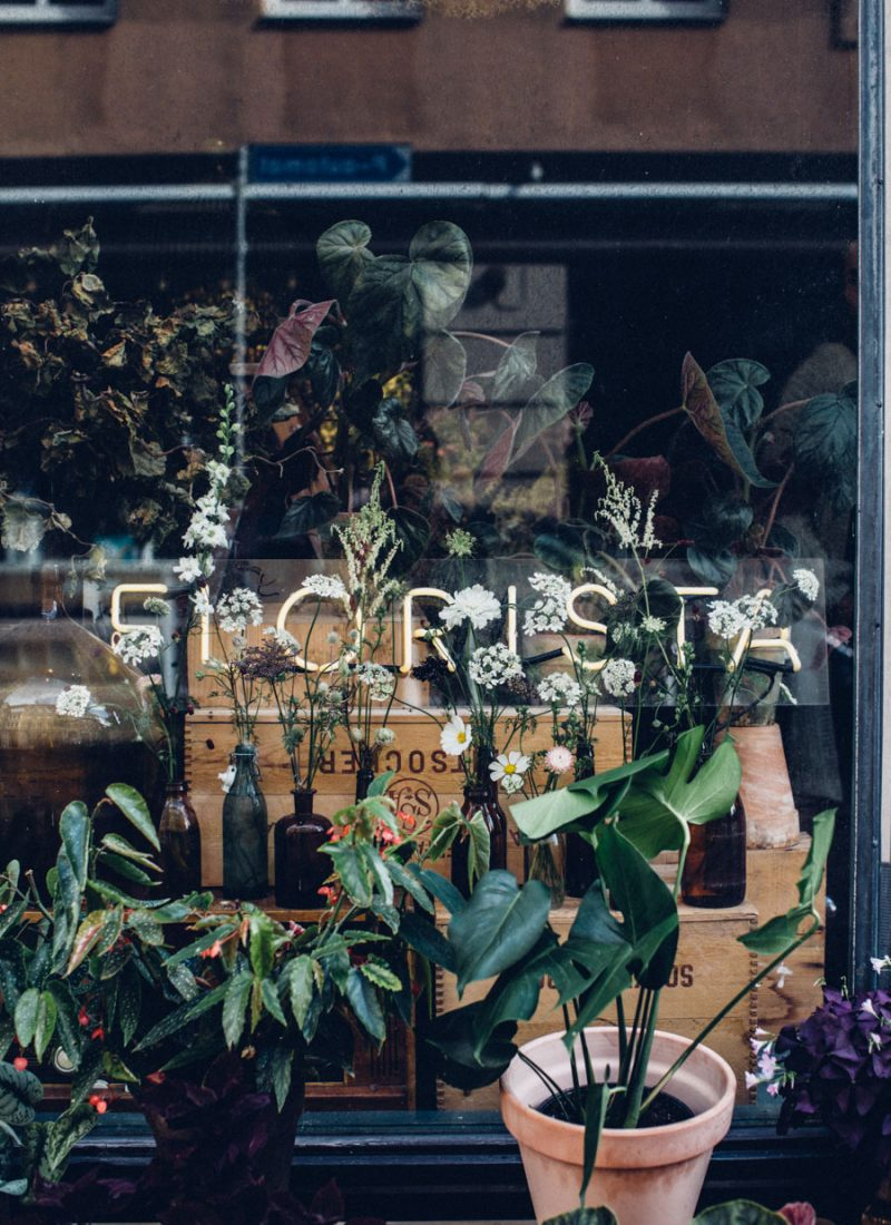 Best flower shop in Malmö