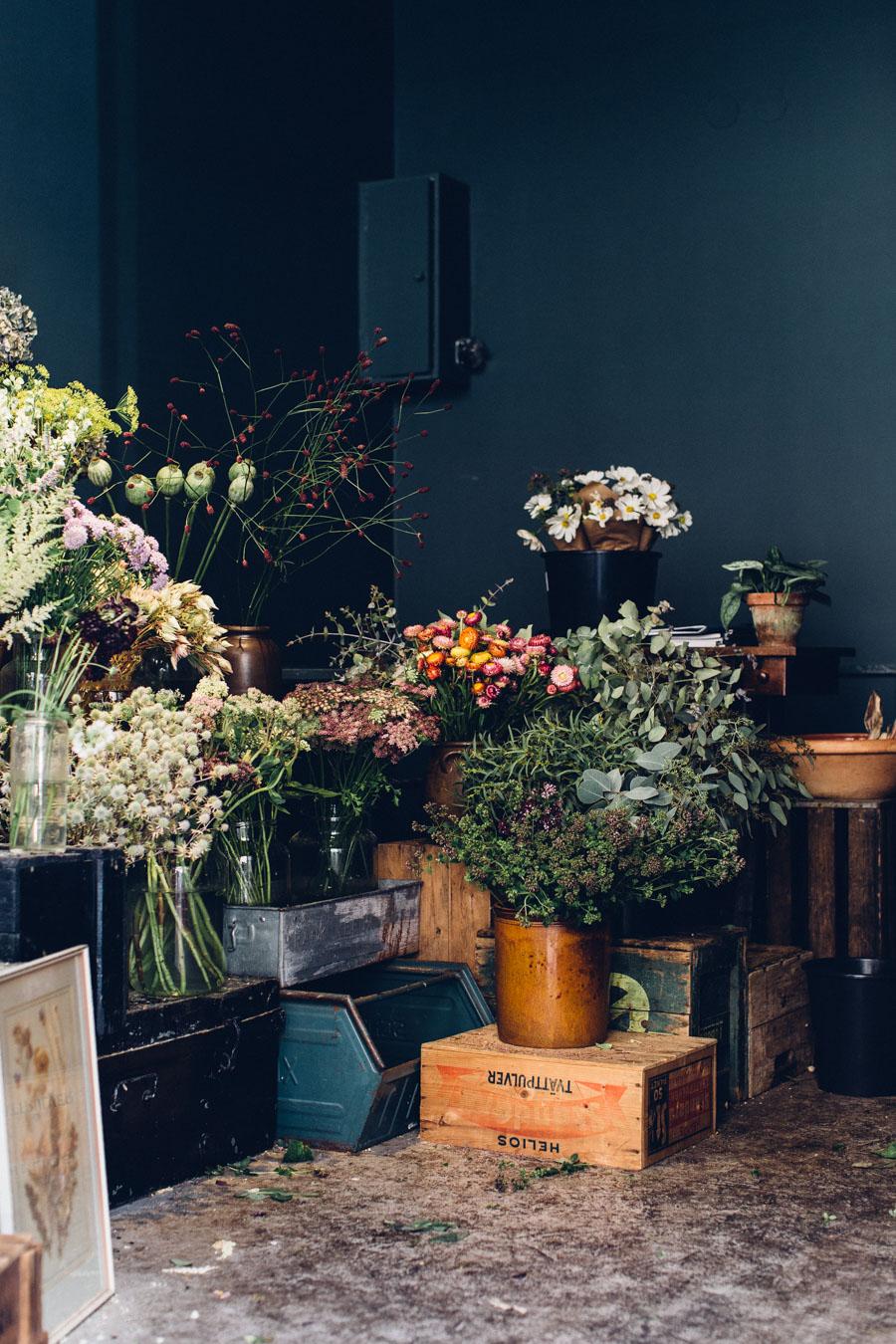 Best flower shop in Malmö