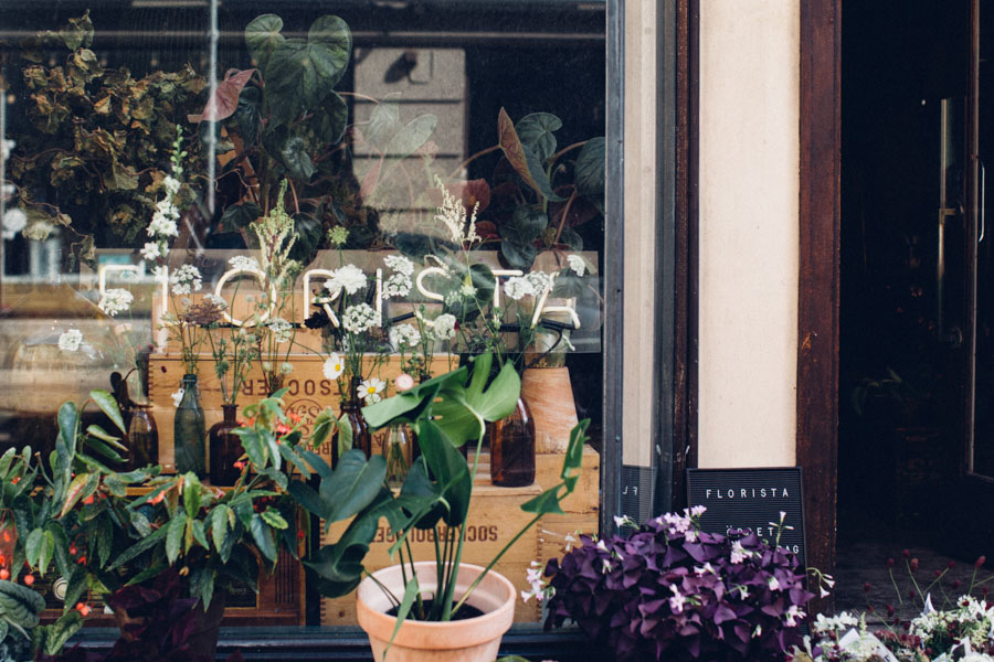 Where to buy flowers in Malmö