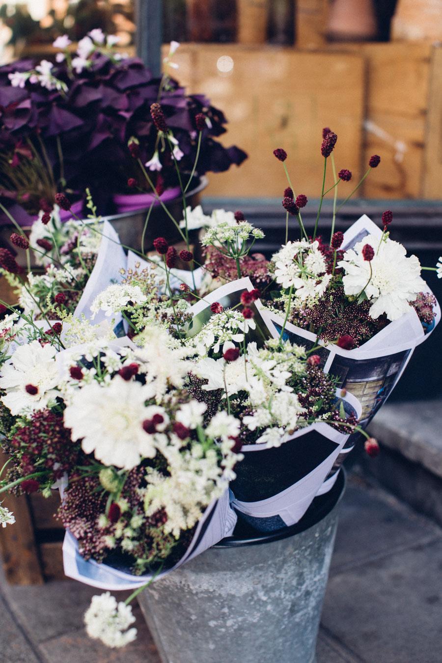 Florista flower shop Malmo