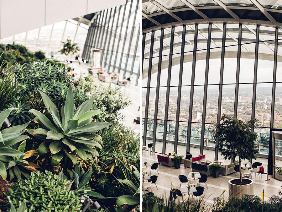 The Sky Garden London