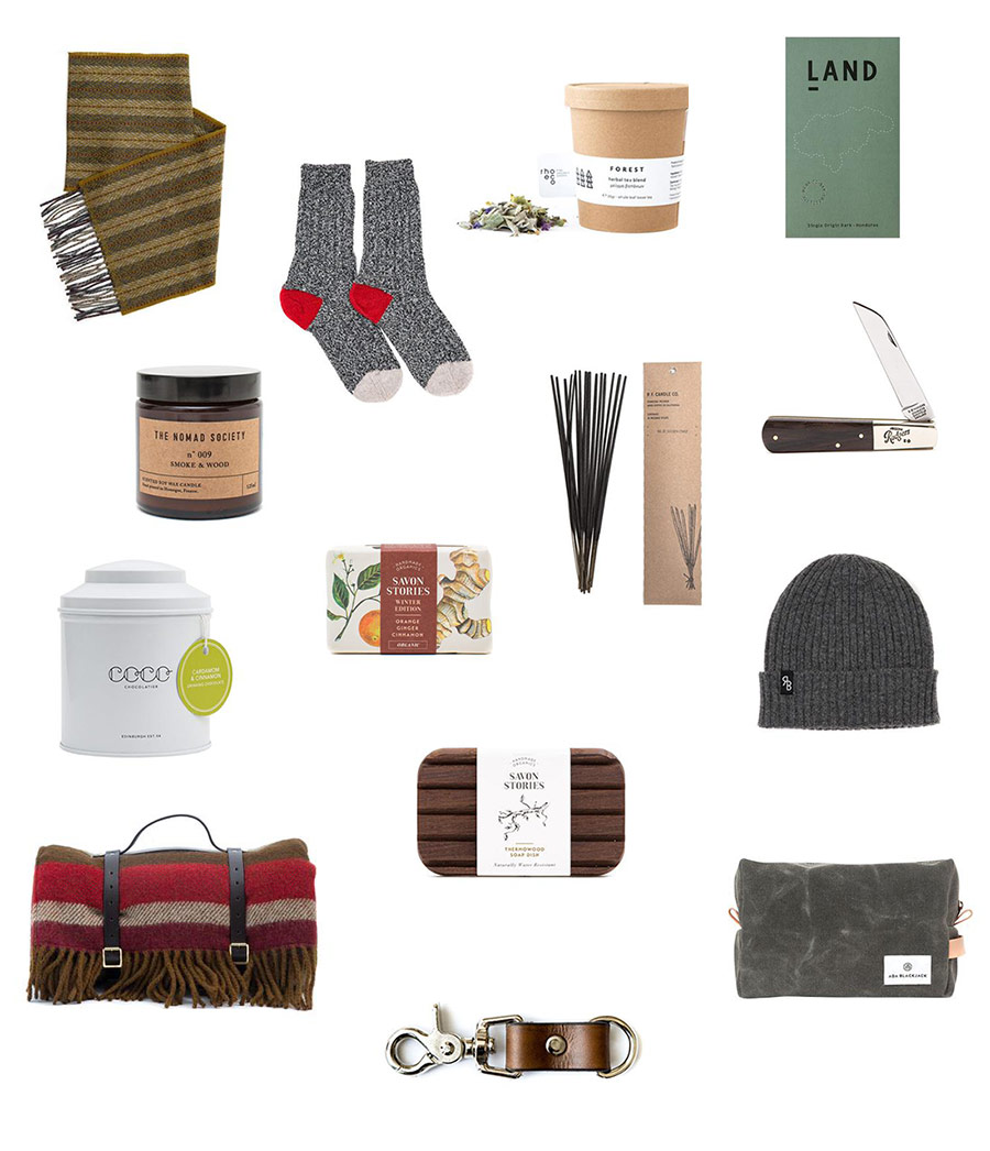 Gift guide for adventurous folk