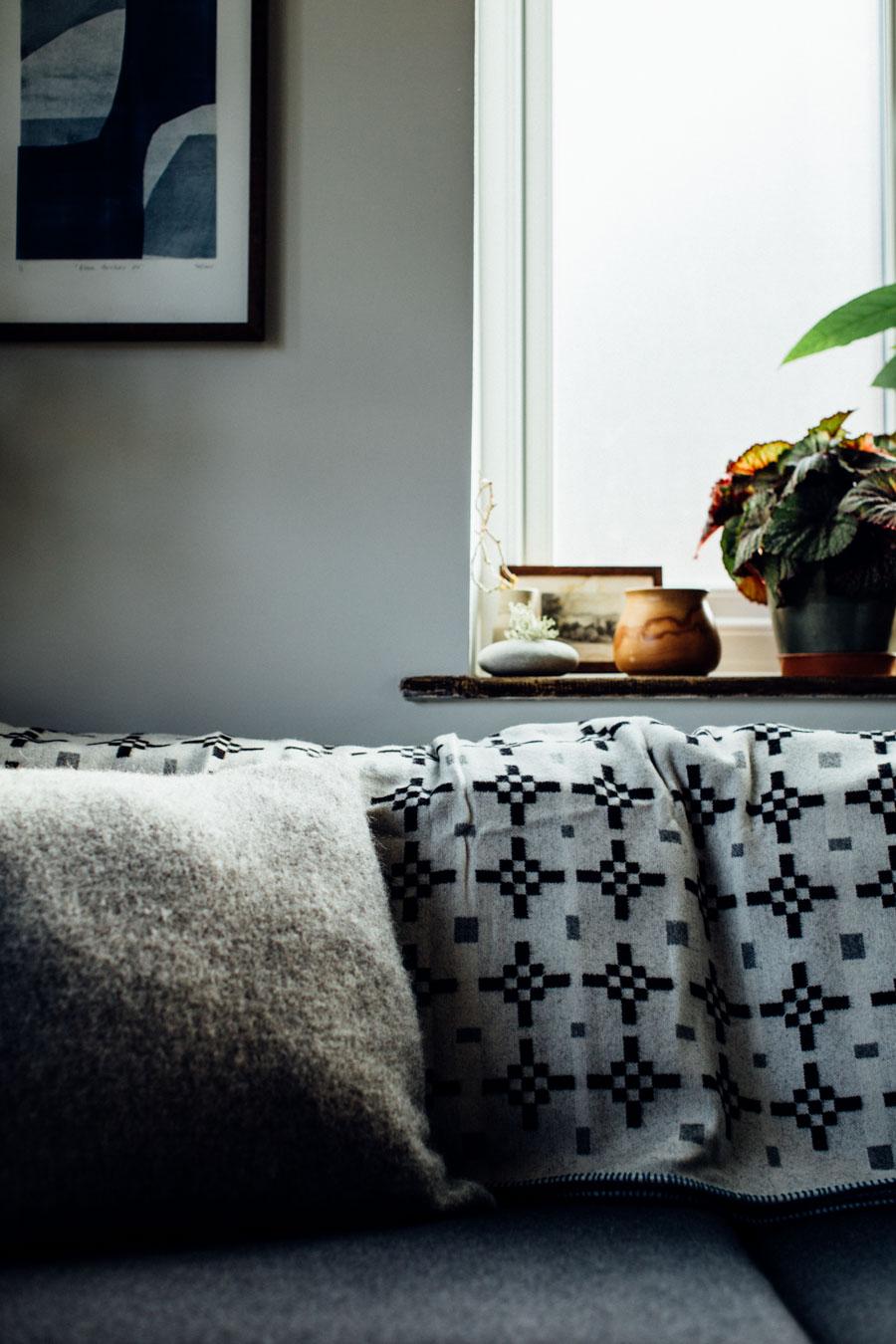 Ali Dover Wool Blanket