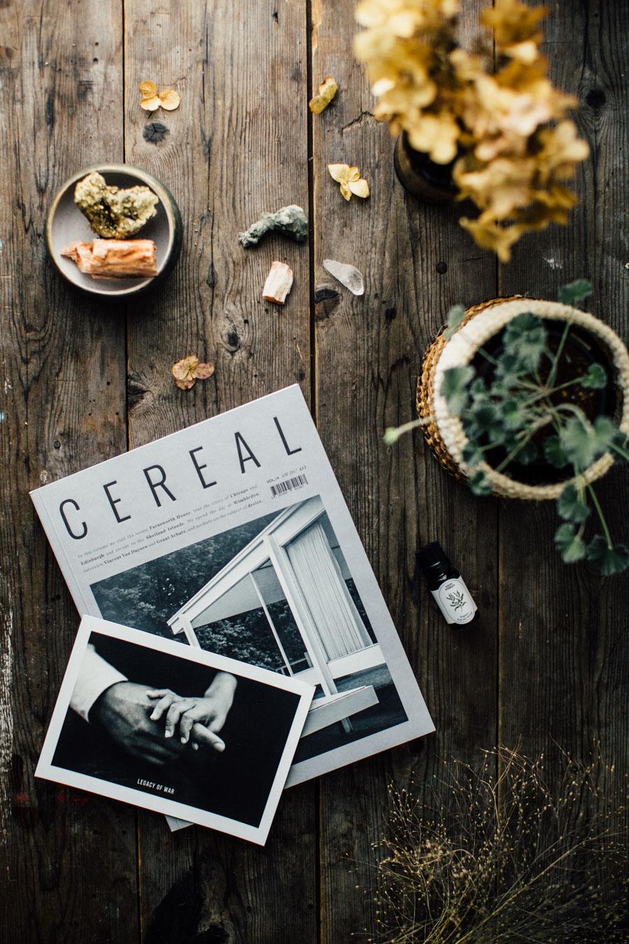November reading