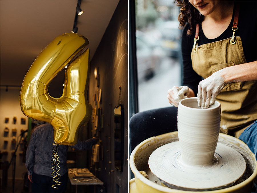Illyria Pottery in Oxford