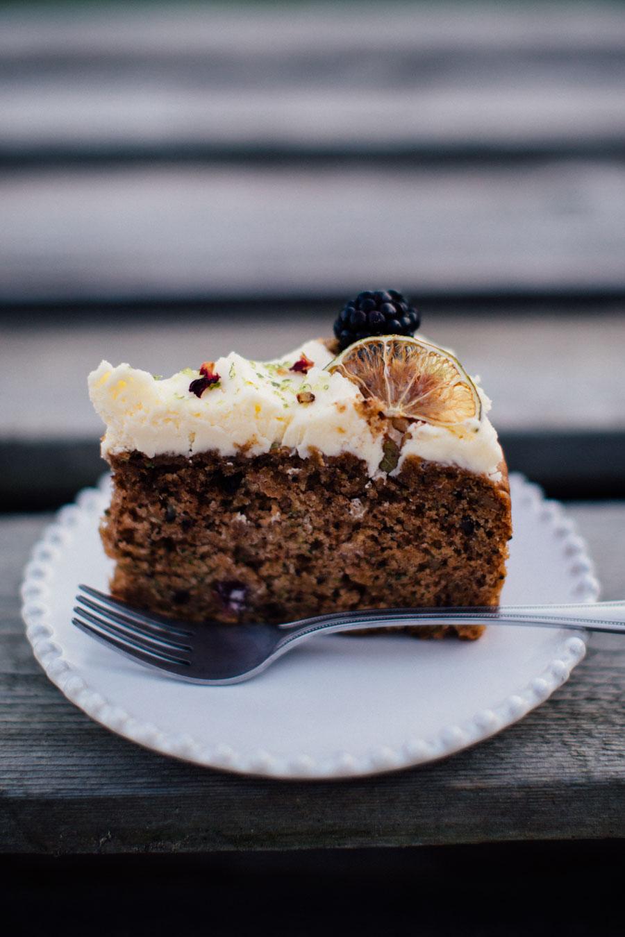 Barefoot Vegan Cake Oxford
