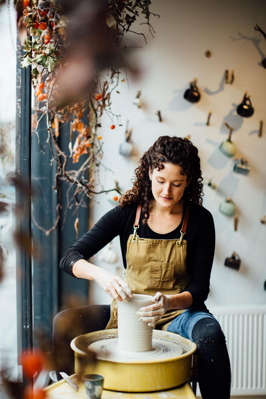 Katie Coston - Illyria Pottery