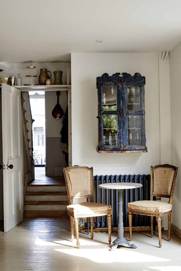 Cassandra Ellis Interior Design Victorian Terrace