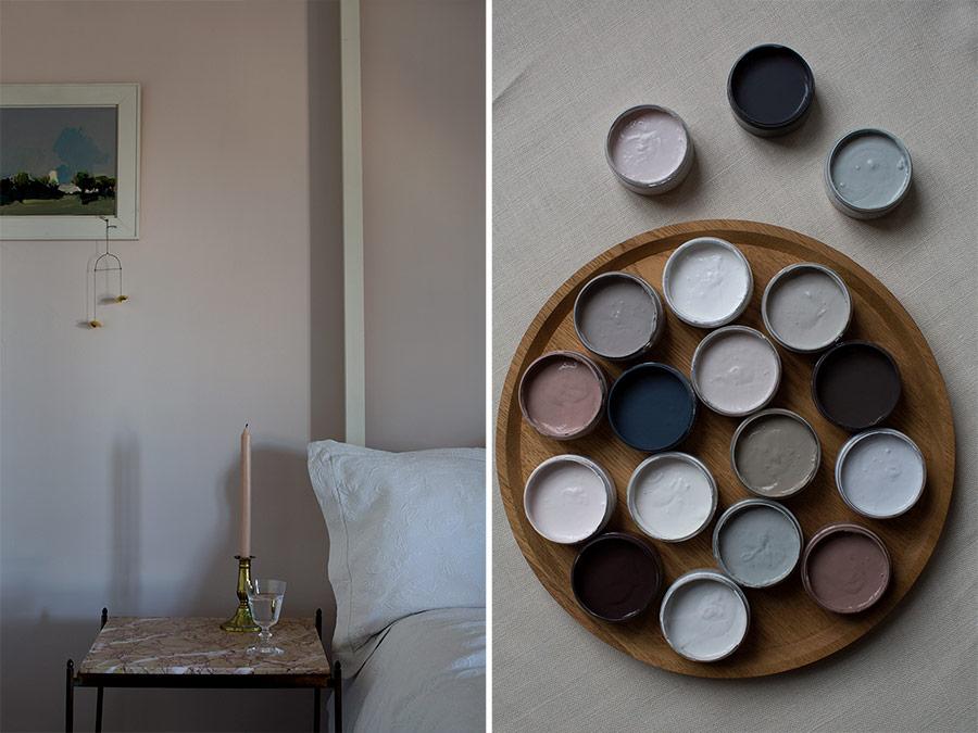 Cassandra Ellis Paint collection