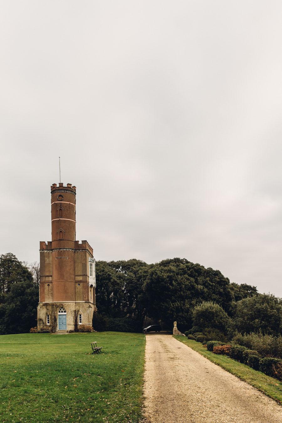 Luttrell's Tower - The Landmark Trust