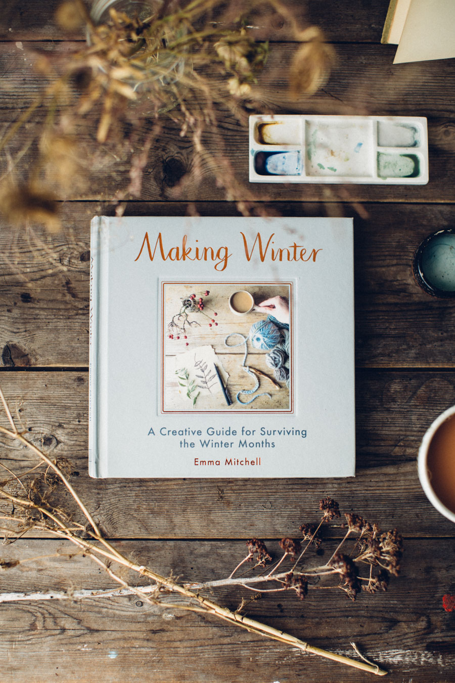 Making Winter by Emma Mitchell