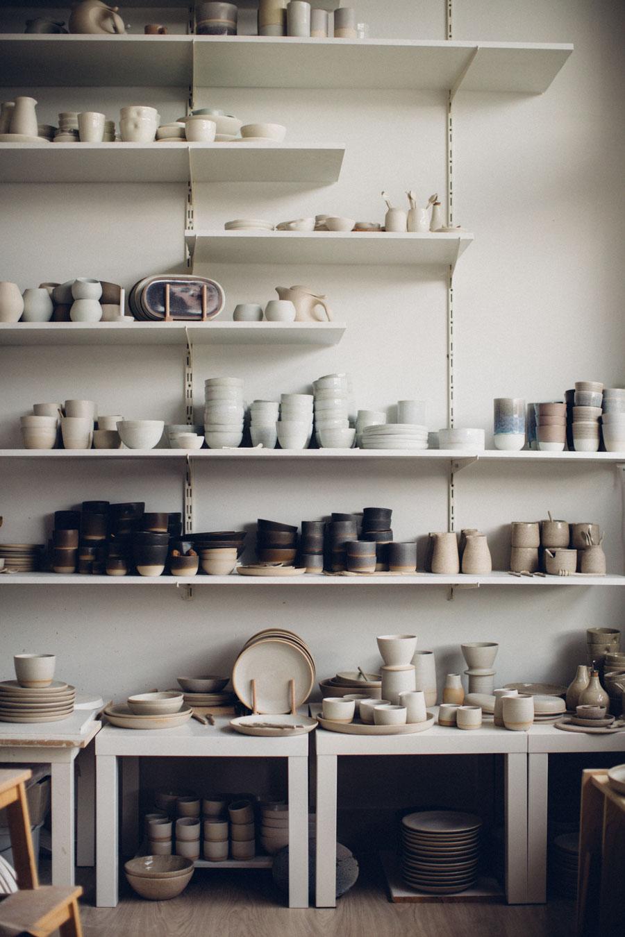 Annemieke Boots Ceramics Studio Amsterdam
