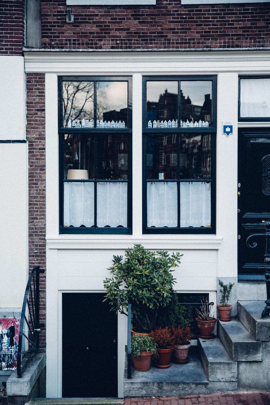 Amsterdam house style