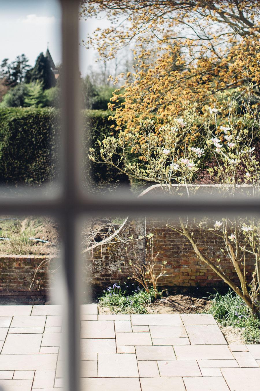 Battel Hall Garden in Kent