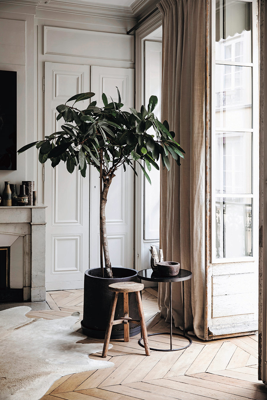Interiors the art of simple living this is home for The art of minimalist living