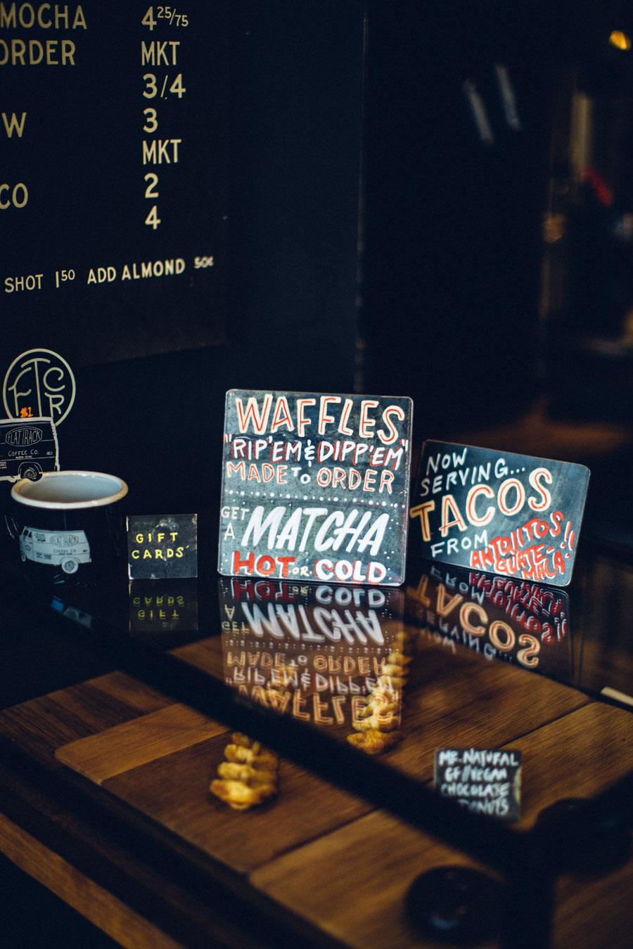 Flat Track Coffee, Austin, Texas