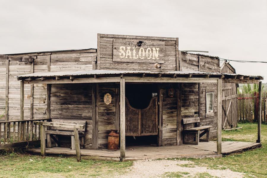 J. Lorraine, TX. Ghost Town